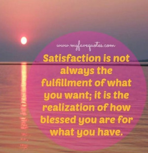 Blessed quote via www.MyFaveQuotes.com