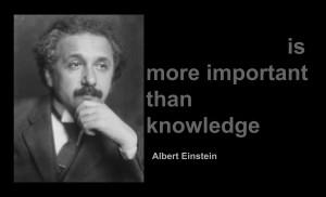 imagination Quote Albert Einstein