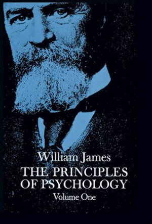 """... marking """"The Principles of Psychology, Volume 1"""" as Want to Read"""