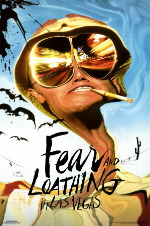 ... Fear and Loathing in Las Vegas from the book by Hunter S. Thompson