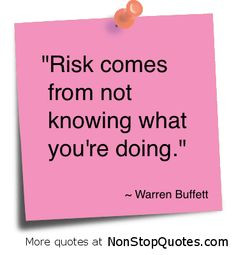 Funny Quotes On Risk Management ~ Safety Quote of the Month – Safety ...