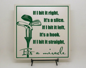 Golf Sayings