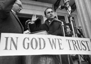 George Wallace's 1963 inaugural address: A speech that lives in infamy ...