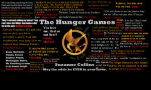 hunger games quotes quotesofhg tweets 550 following 106 followers 3234 ...
