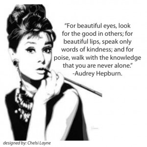 audrey hepburn quote Pictures, Images and Photos