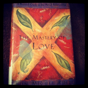The Mastery of Love...Practice Love!!!