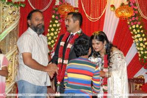 Celebs Uday Kiran Reception