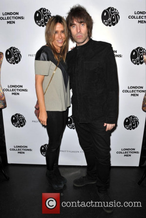 Liam Gallagher And Nicole...
