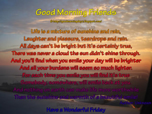 Click here to join Hum-Our-Tum Group for Cute Good Morning Thoughts