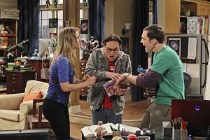 The Transporter Malfunction - Sheldon, Leonard and Penny
