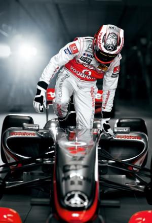 Heikki Kovalainen Car Automotive Photo Patrick Gosling