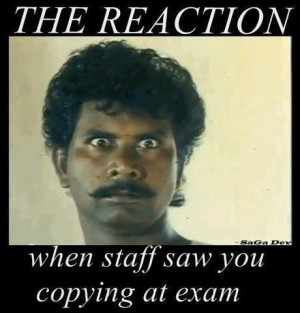 Funny My Reaction collection -Tamil