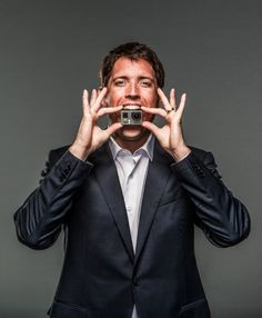 Nick Woodman, fellow alumnus of UCSD & founder of GoPro - also an ...