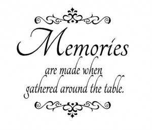 Family Reunion Poems Quotes