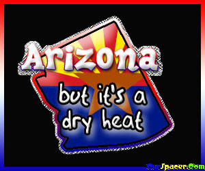 arizona but it's a dry heat arizona myspace, friendster, facebook, and ...