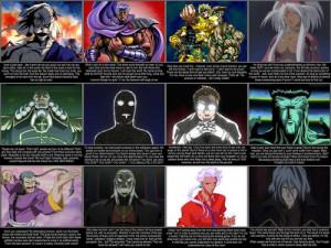 Villain Quotes #Anime #Geeky #Cartoons #Comics #Yu Yu Hakusho #Gurren ...