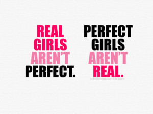 english, girls, girly, perfect, pink, quotes, real, real girls, words