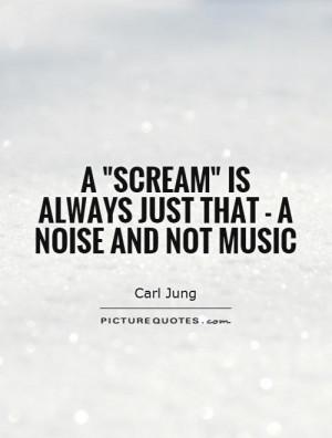 ... scream