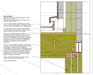Detailing a project properly is the hardest part of being an architect