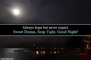 Good Night Quotes And Sayings For Her With Images