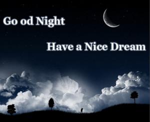 Beautiful Good Night Wallpaper