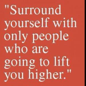 Love this Oprah quote