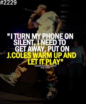 Hip Hop Inspirational Quotes Sayings ~ Mac miller, quotes, sayings ...