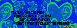Cute Quotes Facebook Cover