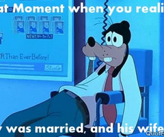 related pictures goofy disney quotes