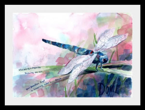 Dragonfly Poems and Quotes