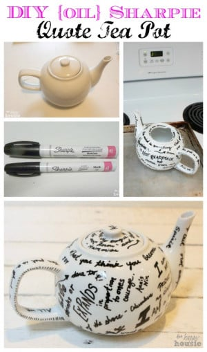 So what do you think? Have you ever made any Sharpie crafts before ...