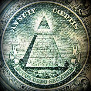 Freemason Symbol And Quote Photograph