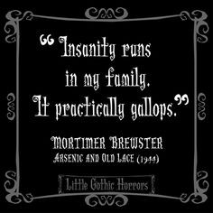 gothic horrors delightfully dark quotes more quote th funny quotes ...