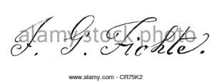 Stock Photo Fichte Johann Gottlieb 19 5 1762 29 1 1814 German