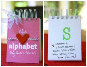 The Alphabet of our Love