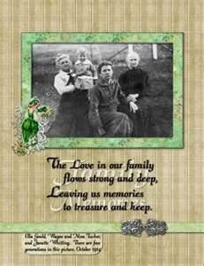 family quotes for scrapbooking Family Quotes And Sayin...