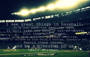 Baseball Quotes And Sayings Tumblr
