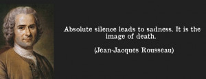 Jean Jacques Rousseau Quotes