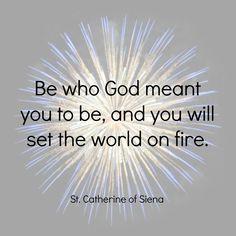 quotes # catholic st catherine of siena catherine of siena quotes ...
