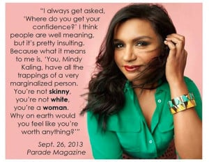 Women. Confidence. Feminism. Quotes. Awesome.