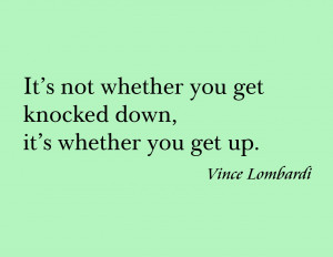 Football Quotes Vince Lombardi Quote vince lombardi
