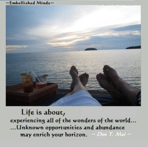... Mai quotes Embellished Minds Life Lesson Quotes: Enrich Your Horizon