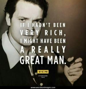 Citizen kane quotes