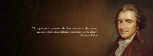Common Sense Thomas Paine Quotes