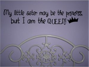 Im A Princess Quotes Be the princess but i am