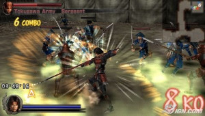 samurai warriors state of war give players control of famous samurai