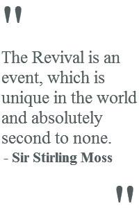 Quote Nieuws Foto s en video Quote op de Goodwood Revival