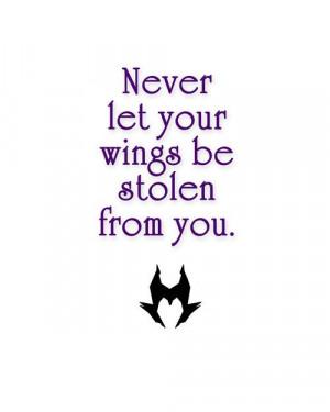 Maleficent Quotes