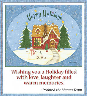Happy Holidays Quotes Sayings