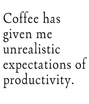 Coffee quote b...